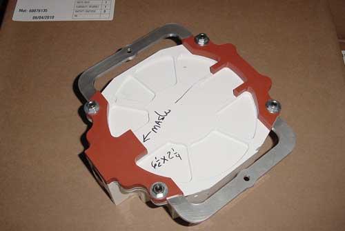 Plate mask