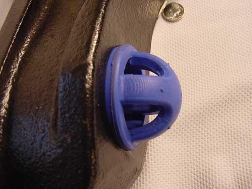 Pull-Plugs sleeve mask