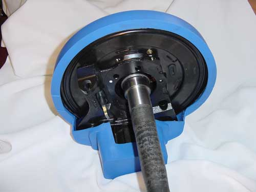Rotor cover
