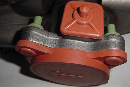 Axle mask