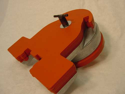 Clamped mask