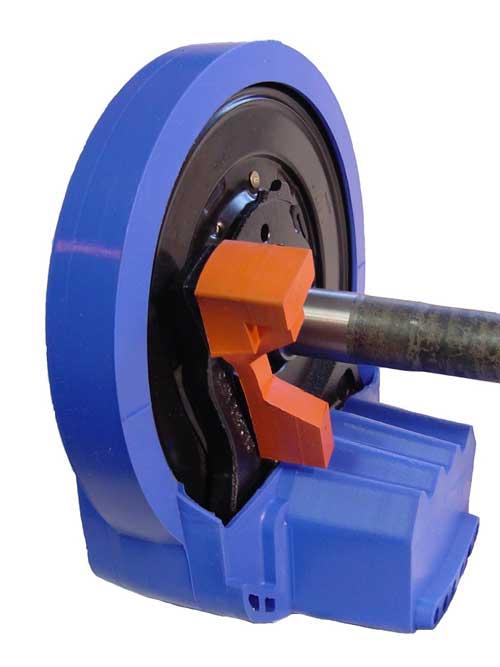 Rotor masking