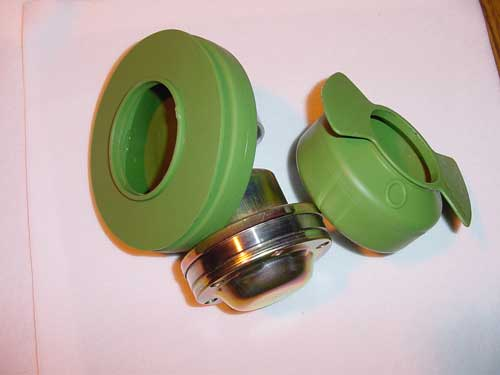 Companion Flange cover
