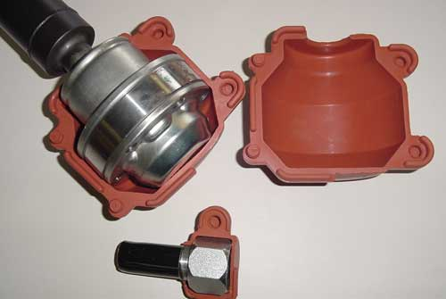 Yoke cover for drive shaft